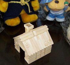 Diy stick built house