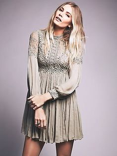 Free People Lou Lou Babydoll at Free People Clothing Boutique