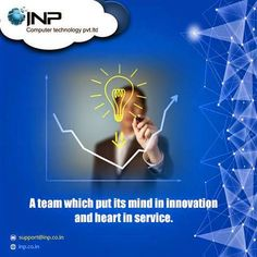 INP - Changing the way industries works and performs . Launching product to suite your real estate development environment . Real Estate Development, Computer Technology, A Team, Mumbai, Innovation, It Works, Environment, Product Launch, Change