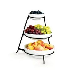 20 Best 3 Tier Fruit Basket Stand Images Tiered