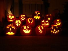 pumpkin carving party - Google Search