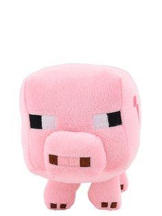 Minecraft-eläinpehmo, Possu (17 cm)