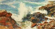 1000 Images About Paintings Waves Amp Surf On Pinterest