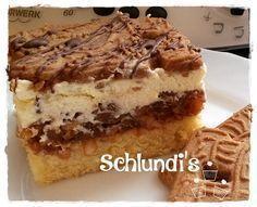 Apfel-Spekulatius-Kuchen 1 Blech Zutaten Teig 250g Margarine 250g Zucker 1 Päck. Vanillezucker oder 1 EL selbstgem. Va...