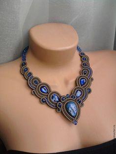 Wire Wrapped Jewelry, Wire Jewelry, Boho Jewelry, Wedding Jewelry, Jewelery, Handmade Jewelry, Soutache Bracelet, Soutache Jewelry, Beaded Jewelry