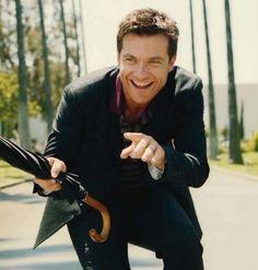 Jason Bateman...he is hilarious!