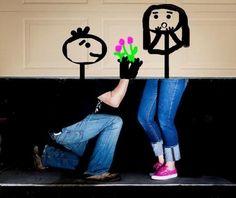 my Valentine, pinned by Ton van der Veer