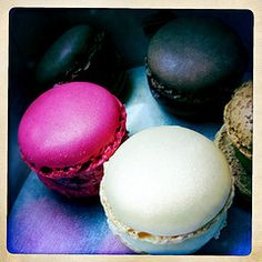 French macaroon delights!