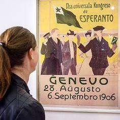 Besucherin im Esperantomuseum Museum, Cover, Books, Libros, Book, Book Illustrations, Museums, Libri