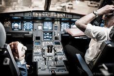 Dernières instructions avant le décollage