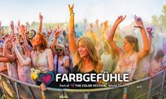 Groupon - 2 Tickets für das Farbgefühle Festival im Sommer 2018 in Berlin, Leipzig oder Erfurt (bis zu 50% sparen) in Mehrere Standorte. Groupon Angebotspreis: 19,99€