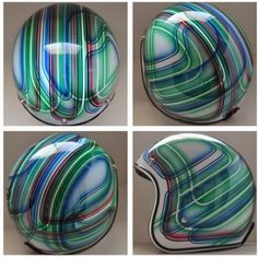 10 Custom Helmets from Chemical Candy Customs that I love, and you will too. Haven't heard of chemical candy? You should.