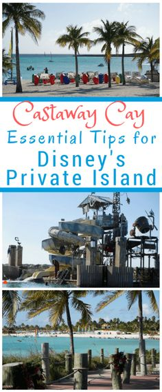 There are plenty of things to do on Castaway Cay, Disney's Private Island.  Here are 9 essential tips for enjoying a day at Castaway Cay, including activities for all ages, like relaxing on the beach, to having fun on waterslides, to swimming in the ocean.