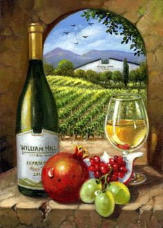 Mondavi by Imre Buvary | Wall Art for the Kitchen | Pinterest ...