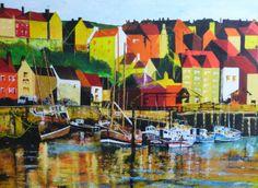 Kinsale paintings, Whitby paintings