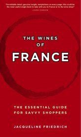 The title I wish I could have used: French Wine: The Missing Manual.