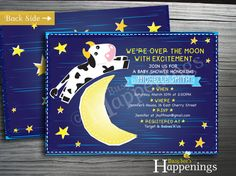 Hey, I found this really awesome Etsy listing at https://www.etsy.com/listing/166079416/cow-jump-over-the-moon-baby-shower