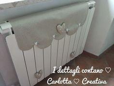 Carlotta Creativa: Copritermosifone