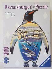 Ravensburger 300 PC Jigsaw Puzzle Kindred Spirits Penguin