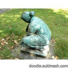 #sculpture #doodle #art #washing http://doodle.sukimash.com/file/view/12318