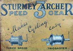 Sturmey Archer Hub