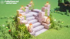 Construction Minecraft, Minecraft Mansion, Minecraft Cottage, Easy Minecraft Houses, Minecraft House Tutorials, Minecraft Plans, Minecraft House Designs, Amazing Minecraft, Minecraft Blueprints