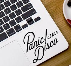 Panic at the Disco Vinyl Decal