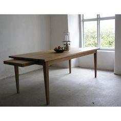 Alva pöytä 200 cm, tammi