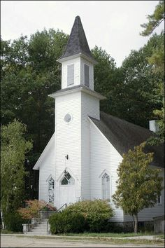 Old Mission Congregational Church built in1891 #omp