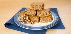 Jamie Eason sets out to prove that pumpkin desserts can be delicious and nutritious—both peacefully coexisting in one pumpkin protein bar.