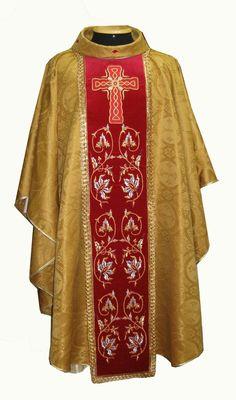 Catholic Priest, Christianity, Kimono Top, Tops, Design, Women, Fashion, Needlepoint, Priest