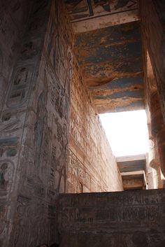 templo de ramses(valle de los reyes)