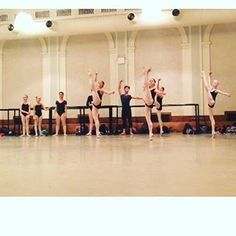 Today at @irinaandmaxsummerintensive  ballet class,work in progress!#irinadvorovenko #maximbeloserkovsky #nyballetsummerintensive2016 #citycenter #ballet