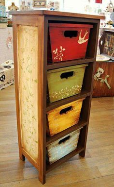 Dont just store - store beautifully! More