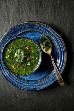Chimichurri é um molho tradicional da Argentina. Ele é usado na maioria das vezes em carnes grelhadas, mas fica bem em massas ou no…