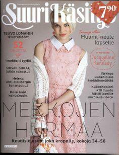 Suuri Käsityö 3/2014 - Mellow-pitsi/Eurokangas