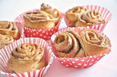 Pizza dough cinnamon rolls  fun kid food