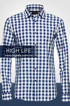 Prendas contrastantes de lo moderno y casual. #WearHighLife