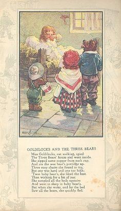 Clara M. Burd Fairy Tales