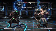 Mortal Kombat X: Kung Jin vs Ermac!!!