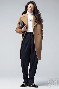 스웨터&코트 스타일링 클래스 : 네이버 매거진캐스트