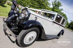 Vintage Rolls Royce.