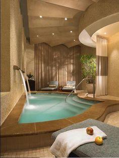 Elegant room for relaxation.