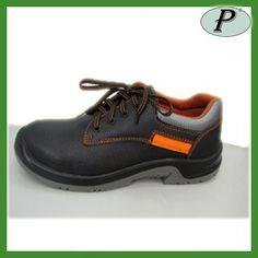 Zapato de seguridad modelo River, sin metal beige Size: 41