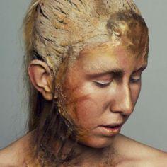 Sci-Fi Project:Jennifer Leanne #makeup #sci-fi
