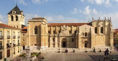 Viajar con el Arte: La historia y el templo de la Real Colegiata de san Isidoro, hoy basílica, de León