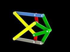 Kite mechanism 5a - YouTube