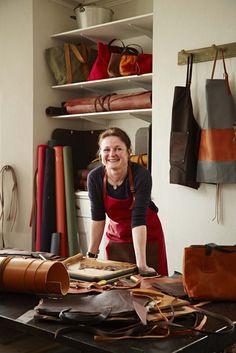 Portfolio - The Traditional English Apron Company Shoe Rack, Magazine Rack, Apron, Play, Traditional, Cabinet, Female, Storage, Furniture