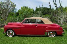 https://flic.kr/p/GCCuSz | 1950 Plymouth Special Deluxe | Fairchild Tropical Botanic Garden