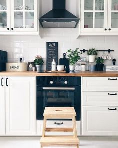 Kitchens - # Kitchen - living room country style - # Kitchen room Always aspired to figure out how. Living Room Kitchen, Home Decor Kitchen, Interior Design Kitchen, Country Kitchen, Kitchen Furniture, New Kitchen, Home Kitchens, Kitchen Hacks, Kitchen Ideas